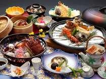 ★ 【イチゴ狩りDXプラン】 イチゴ狩り+海幸の膳(ご夕食) ★