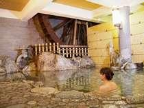 三朝で一番ラジウム効果が高い花屋別館の大浴場