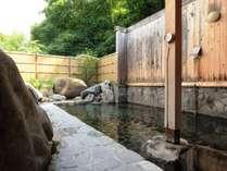 *露天風呂*源泉100%の天然温泉で疲れをリフレッシュ!