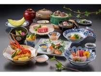 ■花水木本館夕食■和会席料理[春](写真はイメージです)