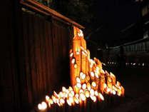 """◆村上(瀬波温泉)満喫-第2弾-◆あなたはどっちを愉しむ?""""今宵の竹灯篭""""VS""""岩船大祭り"""""""