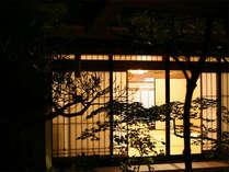 ◆特別和室の様子。夕食・朝食共もお部屋食で提供いたします。