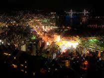 長崎の夜景が「世界新日本三大夜景」に認定されました!長崎・香港・モナコ