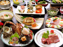 ≪6月~8月≫懐石料理【萩】