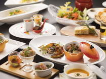 <創作イタリアン>富山県の旬の食材をふんだんに使用した本格コース「季節の創作イタリアン」