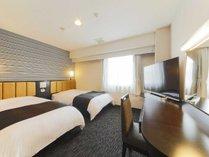 ツインルーム(ベッド幅110cm)
