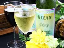 山梨県産ワインもご用意しております