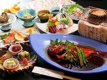 *<鮑&金目鯛>伊豆を味わう!選べる調理法でさらにうれしい♪