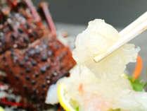 高級食材を選ぶなら☆<伊勢海老>まるごと1尾を贅沢に味わう!さらに【選べる調理法】♪-2食付-