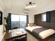 Comfort Double Room ベッドルーム