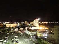 本館ツインルームからの夜景