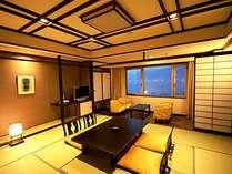 人気の湖側和室を改装。落ち着いたモダンな雰囲気に仕上がりました