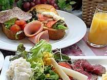 和洋の朝食バイキング 7:00-9:30LO