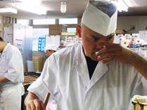 和食料理長 下湯瀬の会席料理は好評♪心のこもった料理をお楽しみ下さい