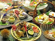 ☆食欲の秋☆紀州の美味しい味覚がお待ちしてます『松会席』