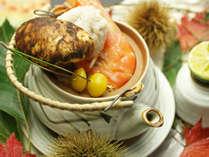 【秋の王様☆松茸】湯浅名物・しらす丼会席に松茸と鱧の土瓶蒸をプラス♪お殿様も大満足な贅沢山海幸プラン