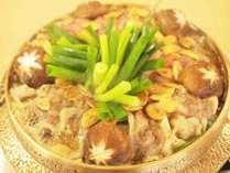 当店オリジナル出汁の「和牛鍋」