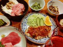 郷土料理、信州の味覚を一度に味わえます!