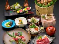 ■【秋】会席料理一例
