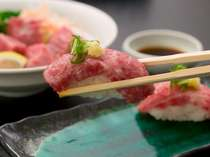 ■神戸牛トロ寿司