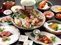 ■伊勢海老と神戸牛の饗宴