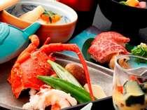 ■伊勢海老小鍋と神戸牛トロのにぎり