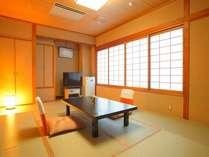 12畳の広々和室は全2室
