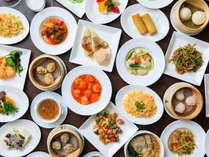 2018年夏季 中国料理ディナーブッフェ イメージ