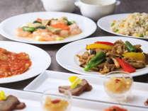 中国料理のディナーコース(鳳凰コース)のイメージ