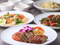 中国料理のディナーコース(翡翠コース)のイメージ