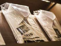 【出張や就活におすすめ!】とっても便利な出張衣類4点セット付!ビジネス応援プラン