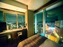 お部屋からの夜景2
