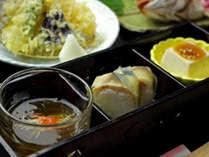 一品☆スタンダードよりも贅沢な食材を使用した【グルメプラン】(お料理一例)