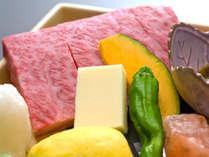 ★【甲州牛】塩・ポン酢・おろし・ワサビなど色んな薬味で山梨のブランド牛を存分にご堪能下さい。