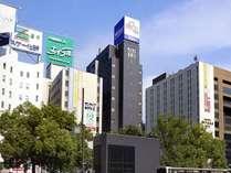 サンライフホテル2・3号館外観③