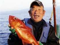 金目鯛が最高のシーズン!稲取キンメ丸ごと1匹付きプラン