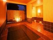 【貸切風呂・樂心の湯】ご夫婦・ご家族に人気(40分/1組¥1620)
