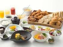 レストラン「ブールヴァール」朝食(イメージ)