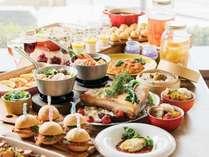 ◆期間限定◆「ブールヴァール」夕食ビュッフェ(イメージ)