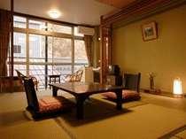【本館客室302】スタンダードタイプのお部屋です。
