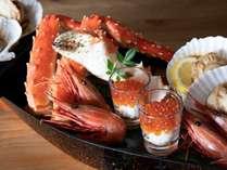[期間限定]《EAT JAPAN北海道 第2弾!》シラハマビュッフェで食す北海道のうまいもん!