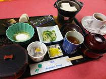 【朝食一例】日本の朝は和定食!一日の元気をチャージ★
