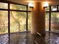 ♪源泉100%関東一のアルカリ性単純温泉♪ 本館大浴場