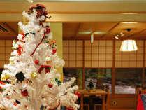 温泉リゾートのクリスマス★