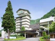 仙台と山形の中間に位置るる作名に温泉は、里山に囲まれた自然豊かな環境にあります