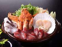 季節の海鮮鍋