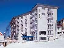 V4ゲレンデ前のホテル