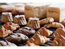 FIKA CAFE Lagom 魅力的なパンの数々