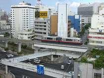 沖縄県庁・旭橋駅は徒歩圏内です。