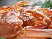 【 鳥取県産松葉かに 】 甘味が特徴の蟹。鳥取・冬の味覚といえば、やっぱりカニ★